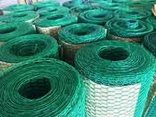 LƯỚI MẮT CÁO BỌC NHỰA, Giá lưới mắt cáo bọc nhựa,