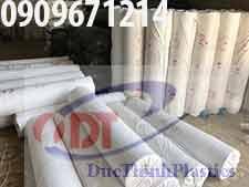 Báo giá nilon lót sàn đổ bê tông màu trắng Tại Các quận1,2,3,4,5,6