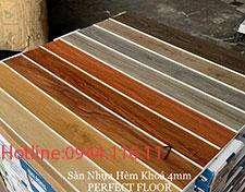 Sàn nhựa giả gỗ quận 2 3 4 5 7 8 9 10 HCM