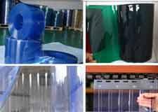 Màn Nhựa PVC Ngăn Lạnh Nhiệt Độ Âm  – Extruflex