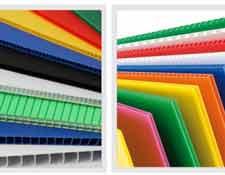 Tấm Nhựa Danpla PP Giá Rẻ - Chất Lượng - Giá Xưởng